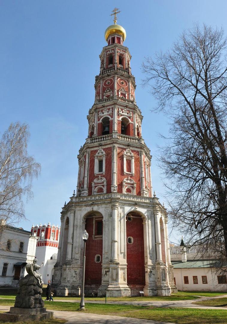 Колокольня. 1683–1690