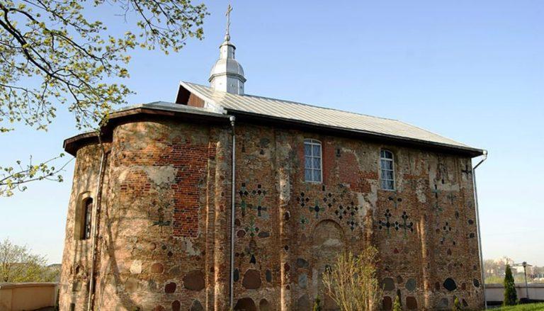 Коложская церковь. 1160–1180
