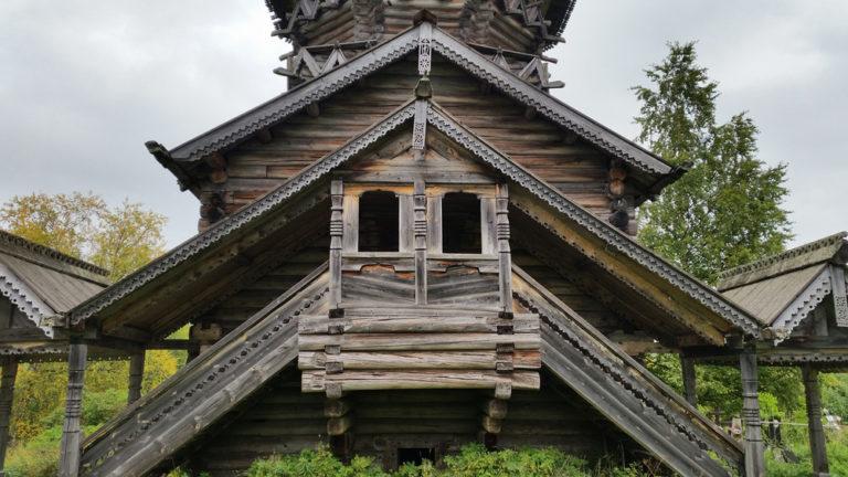 Крыльцо церкви Рождества Пресвятой Богородицы. 1659–1695