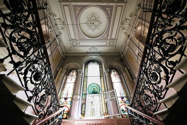 Лестница на «Башню»
