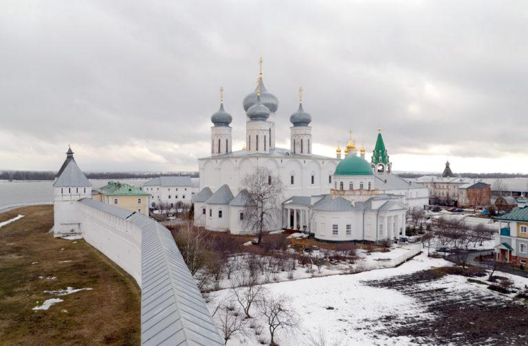 Макариев Желтоводский монастырь. XVII–XIX вв.