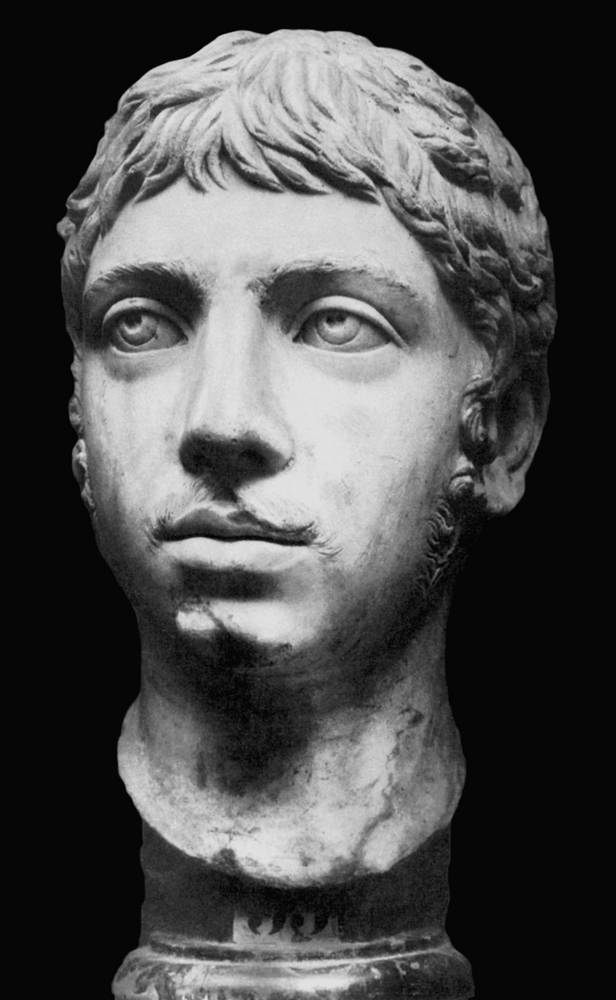 Марк Аврелий Антонин Гелиогабал. III в.
