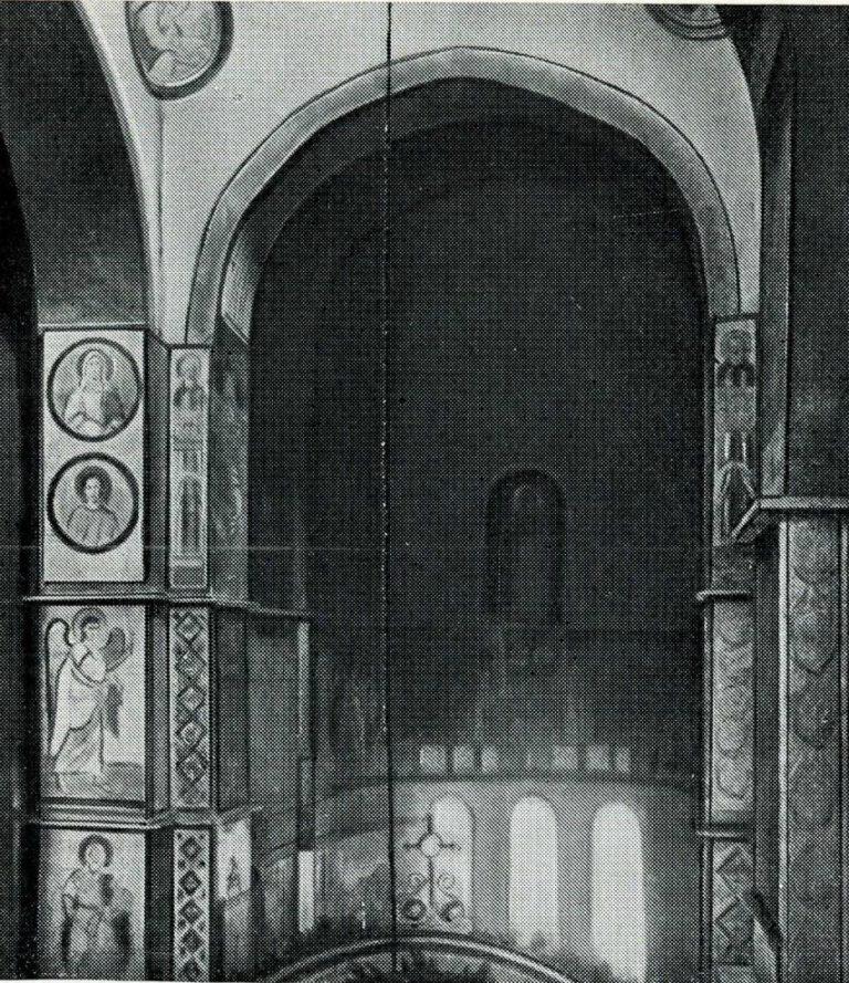 Мозаики Михайловского собора Златоверхого монастыря в Киеве