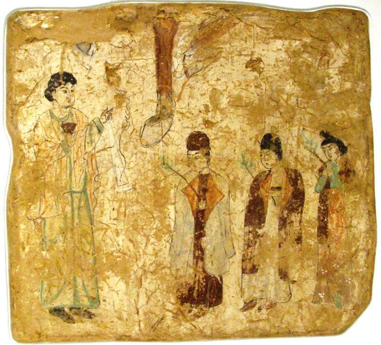 Несторианские священники. 683–770 гг.