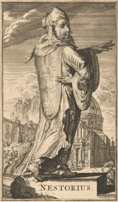 Несторий. 1688
