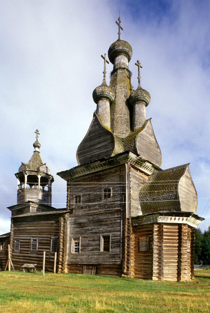 Одигитриевская церковь. 1700–1709