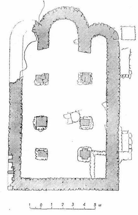 План храма 31, Херсон