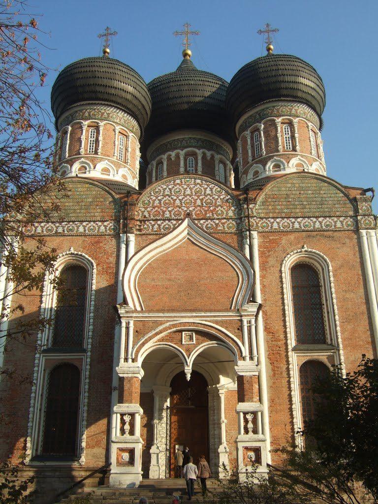 Покровский собор в Измайлове. 1671–1679