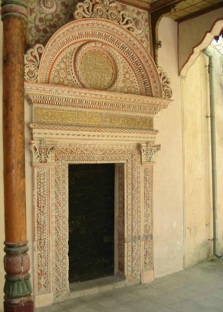Портал Ханского дворца. 1503