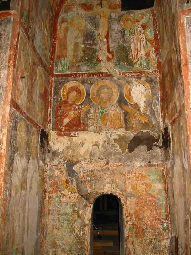 Роспись Спасо-Преображенского собора