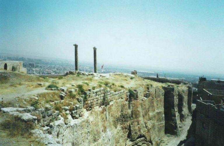 Руины древней Эдессы. Шанлыурфа, Турция