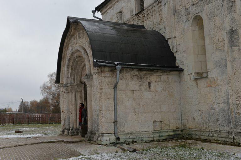 Северный притвор собора Святого Георгия