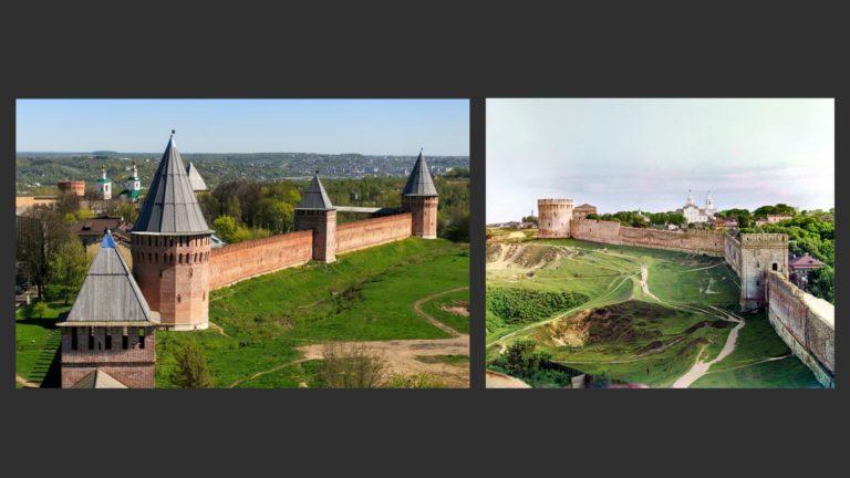 Смоленская крепость. 1595–1602