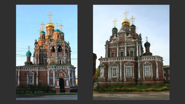 Смоленская церковь. 1694–1697
