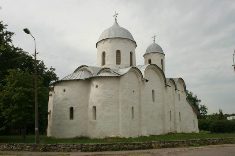 Собор Иоанна Предтечи. Ок. 1137–1142