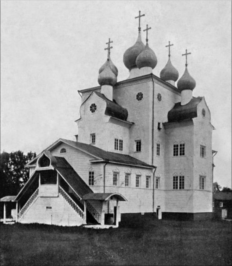 Собор Михаила Архангела (не сохранился). 1675–1681