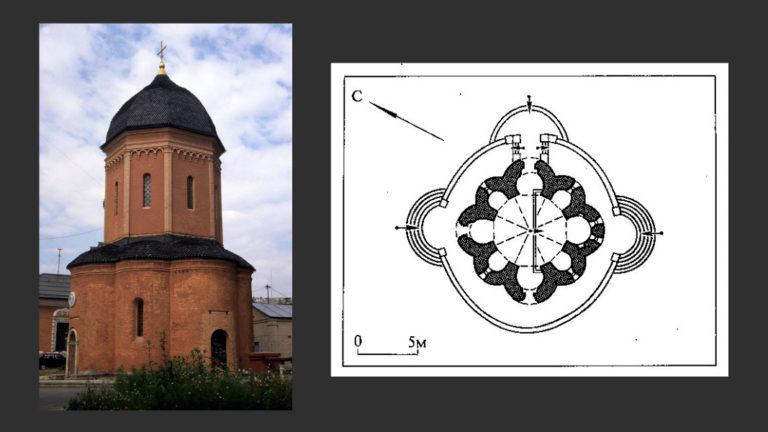 Собор Петра Митрополита. 1514–1518