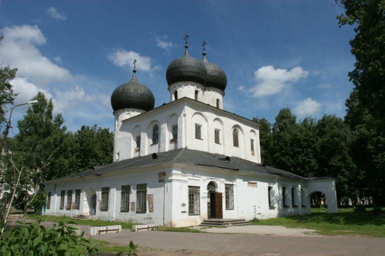 Собор Рождества Богородицы. 1117–1122