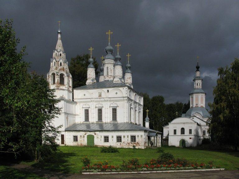 Собор Спасо-Преображенского монастыря. 1689–1696