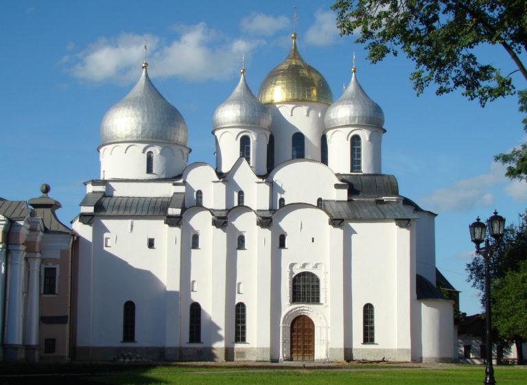 Собор Святой Софии, Новгород