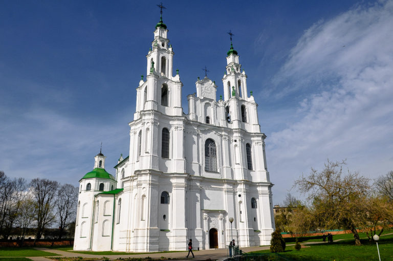 Собор Святой Софии. 1040–1060 или 1070–1080. Перестроен в 1738–1750