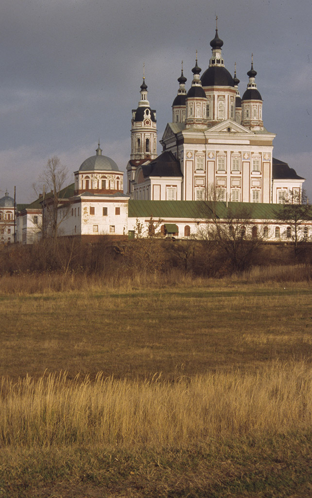 Собор Троице-Сканова Наровчатского монастыря. 1795–1808