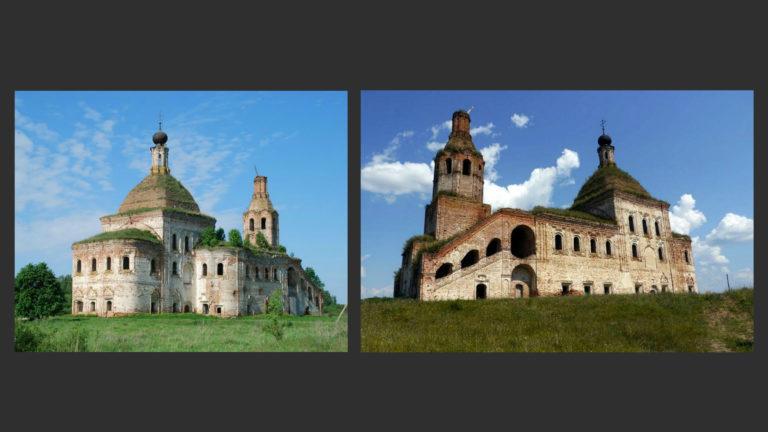 Собор Успенского Ферапонтова монастыря. 1745–1766