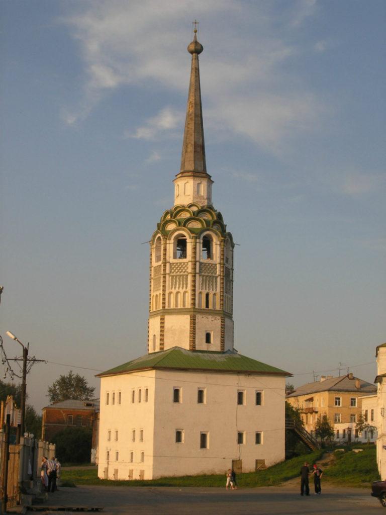 Соборная колокольня. 1713