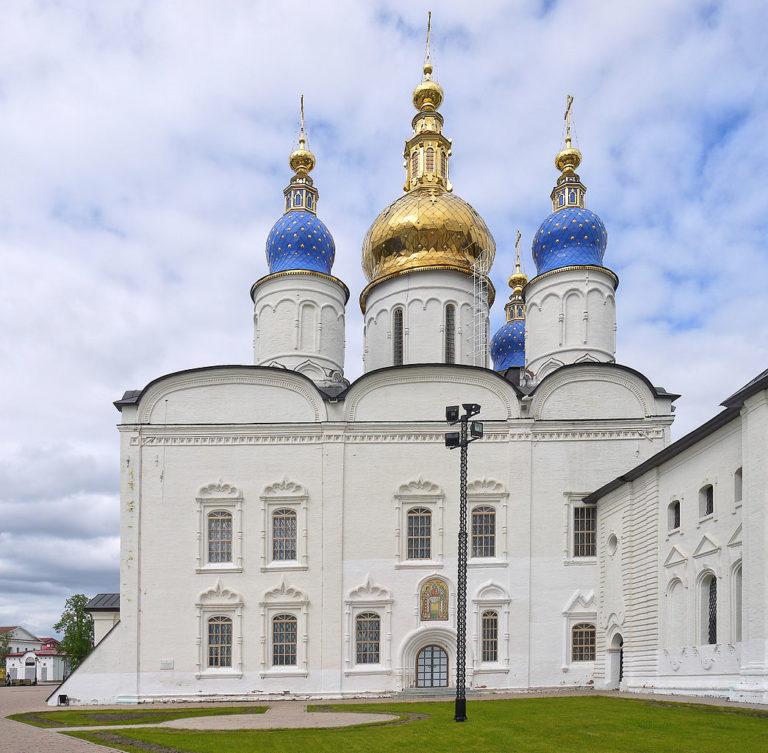 Софийский собор, южный фасад. 1683–1686