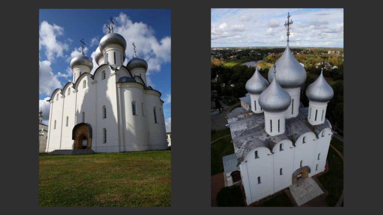Софийский собор. 1568–1570