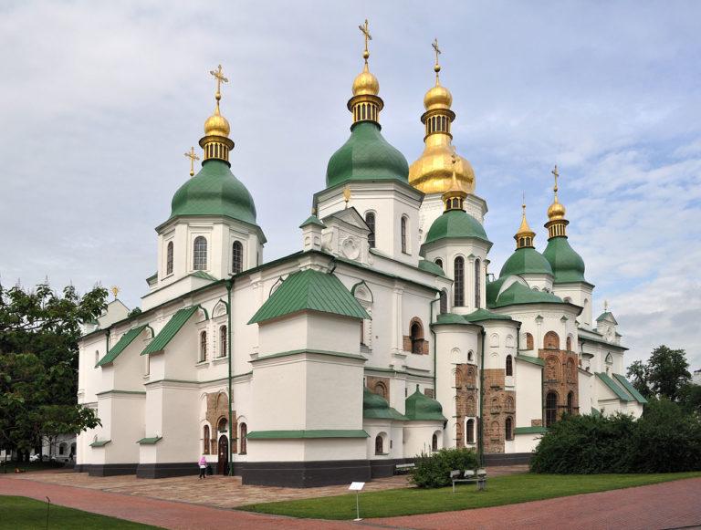 Софийский собор. XI–XVIII вв. Киев