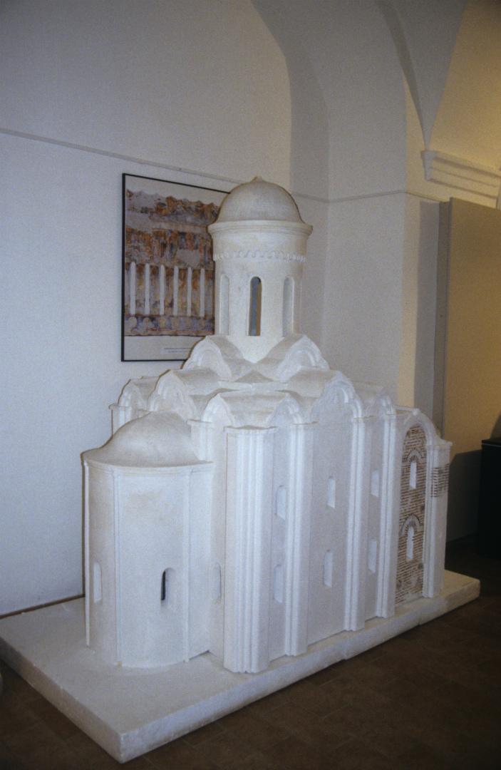 Спасо-Преображенский собор Спасо-Евфросиниевского монастыря в Полоцке