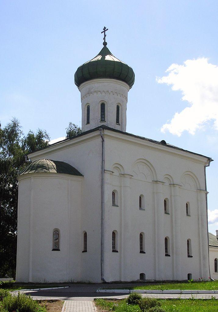 Спасо-Преображенский собор Спасо-Евфросиниевского монастыря. 1128–1156