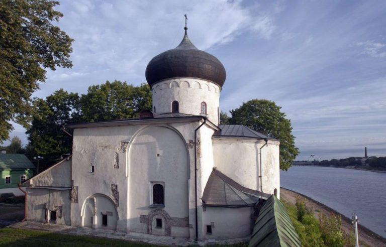 Спасо-Преображенский собор. Ок. 1137–1150