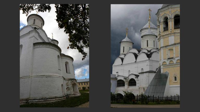 Спасский собор. 1537–1542