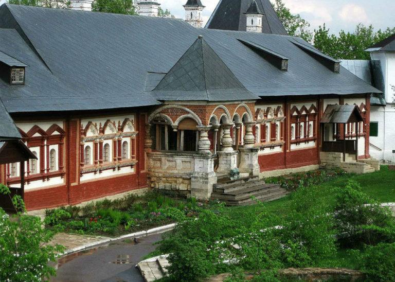 Царицыны палаты. 1652–1654