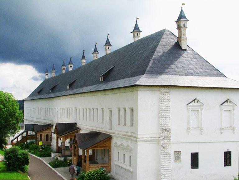 Царские палаты. 1652–1687