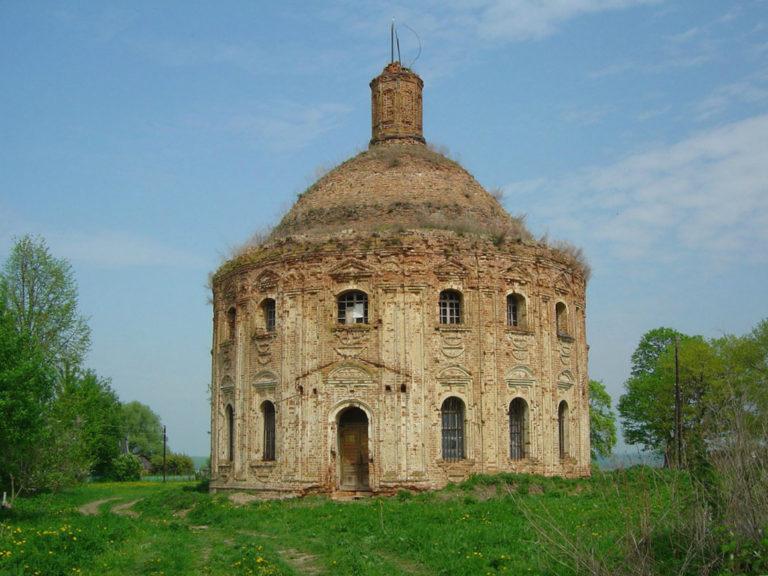 Церковь Александра Невского. 1755