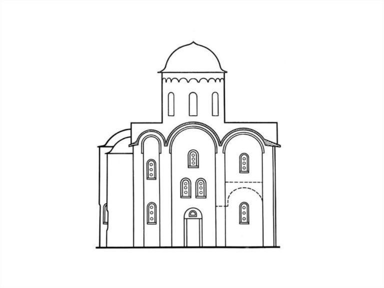 Церковь Благовещения в Аркажах. Реконструкция