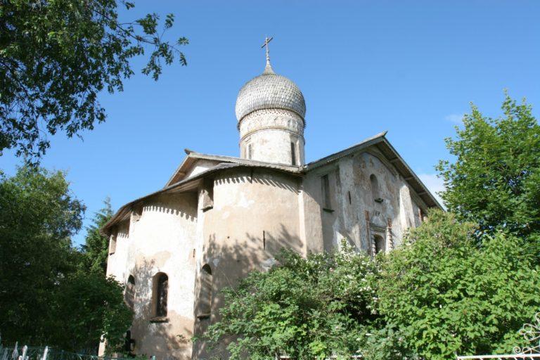 Церковь Благовещения в Аркажах. 1179