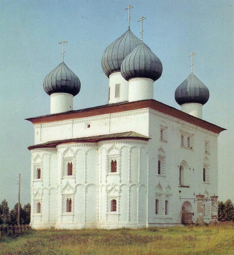 Церковь Благовещения. 1692–1723