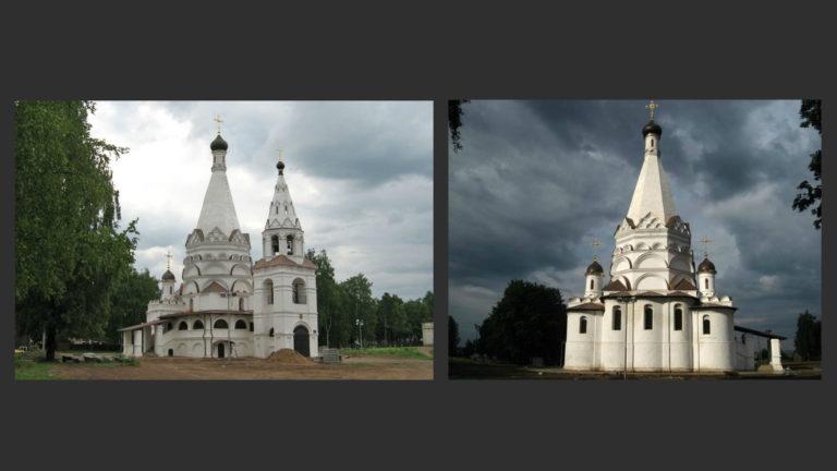 Церковь Богоявления. 1592