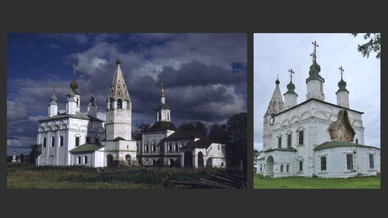 Церковь Димитрия Солунского в Дымковской слободе. 1700–1708
