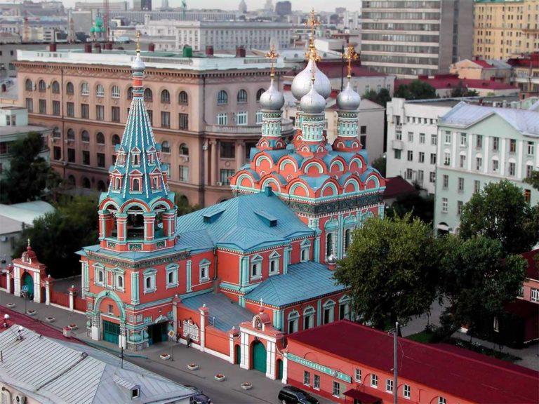 Церковь Григория Неокесарийского на Полянке. 1667–1679