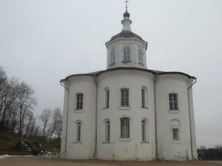 Церковь Иоанна Богослова. Ок. 1173