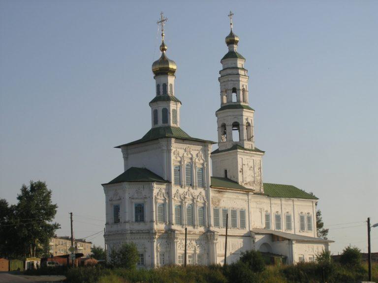 Церковь Иоанна Предтечи. 1721–1728