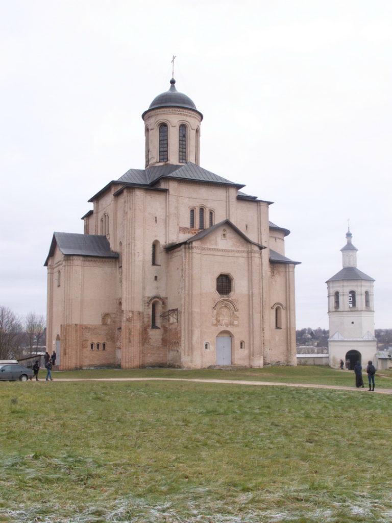 Церковь Михаила Архангела. 1180–1197