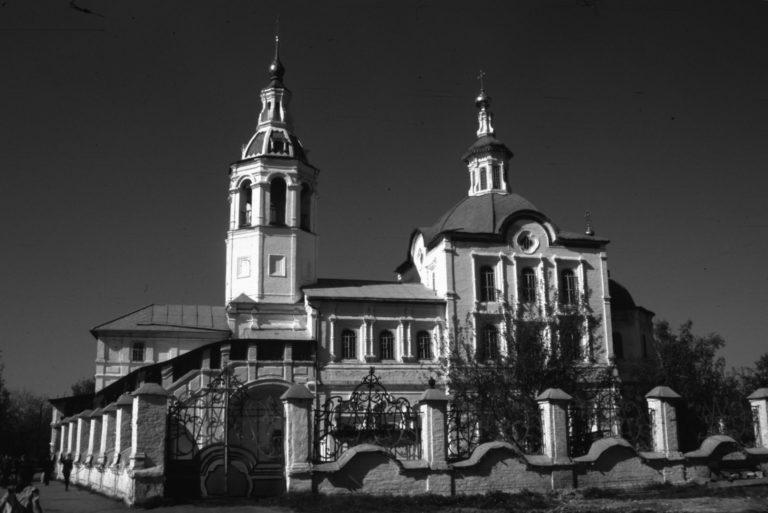 Церковь Михаила Архангела. 1745–1749