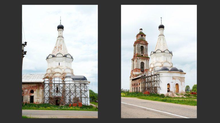 Церковь Никиты Мученика. 1566–1567