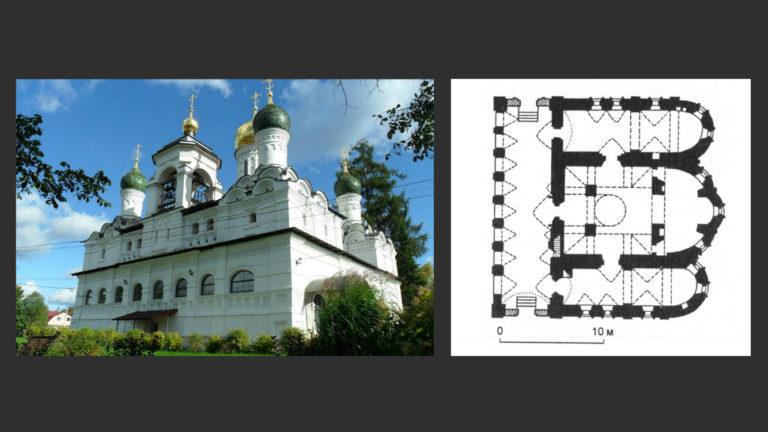 Церковь Николая Чудотворца. 1664–1665